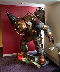 big daddy bioshock 2