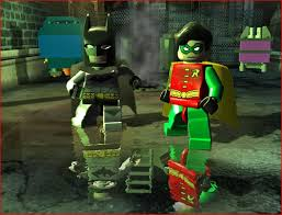 lego batman the games