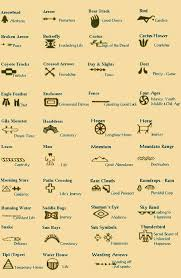 indian tribal symbols