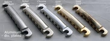 aluminium finishes