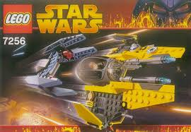 lego jedi starfighter and vulture droid