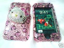 bling iphone faceplates