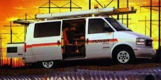 gmc safari cargo van