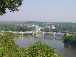 Zanesville, Ohio`s Famous Y-