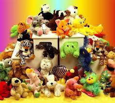 beanie dolls