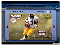 madden cards