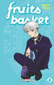 fruits basket volume 8