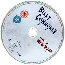 billy connolly cd