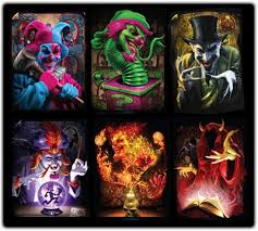 icp joker card pics
