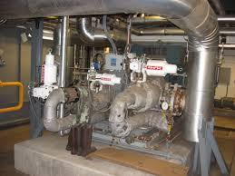 cogeneration turbine