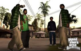 gta san andreas on pc