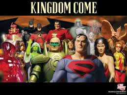 kingdom come comic