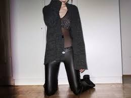 miss sixty leather trousers