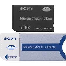 pro memory card