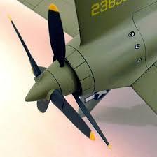 counter rotating propeller