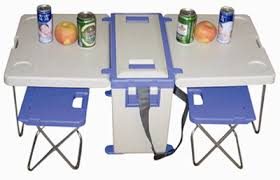 cooler tables