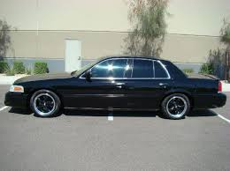 1999 ford crown victoria