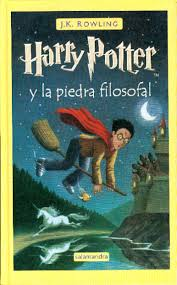 harry potter la piedra filosofal