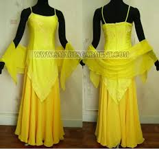 ball room gown