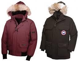 canadian goose coat