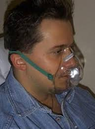 simple oxygen mask
