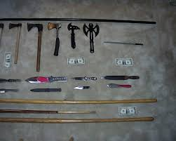 spears weapons