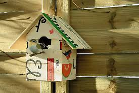 country bird houses