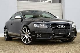 audi supercharged