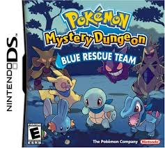 mystery dungeon blue