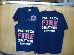 fire station t shirts
