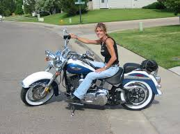 harley soft tail deluxe