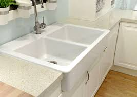 clay sink