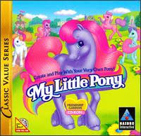 my little pony cd
