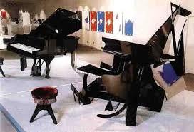 mirror piano