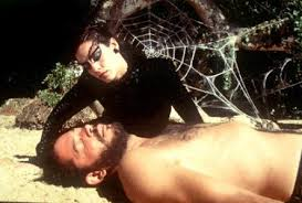 kiss spider woman