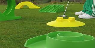 mini golf obstacles