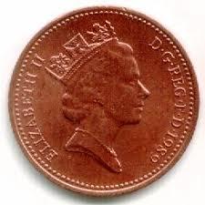 bronze penny