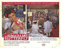 madame butterfly posters