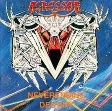 Agressor - Prince Of Fire