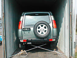 lashing container