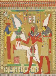 ancient egyptian tomb art