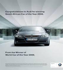 car advertisement