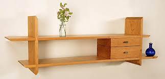 computer wall shelf