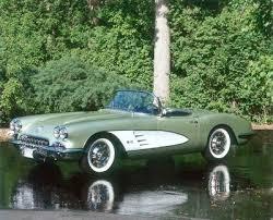 1960 corvettes