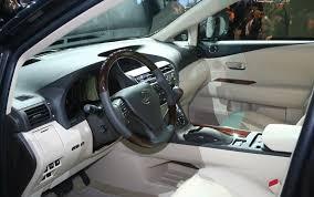 2010 lexus rx hybrid
