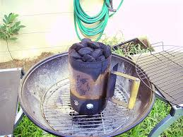 grill chimney