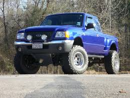 ford ranger modifications