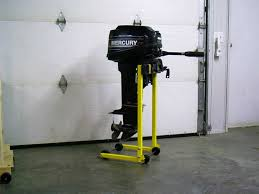 outboard engine stands