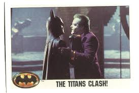 batman movie cards