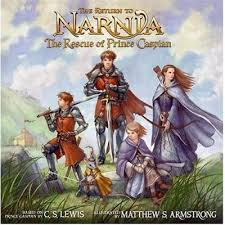 narnia prince caspian book
